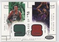 Paul Pierce, Vince Carter /375