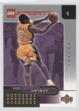 2002-03 Lego Sports - [Base] - Gold Foil #10 - Kobe Bryant