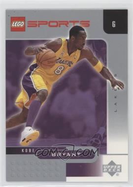 2002-03 Lego Sports - [Base] #10 - Kobe Bryant