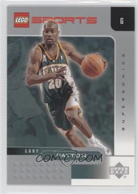 2002-03 Lego Sports - [Base] #9 - Gary Payton