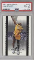 Sp Specials - Kobe Bryant /2000 [PSA10]