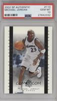 Sp Specials - Michael Jordan /2000 [PSA 10 GEM MT]
