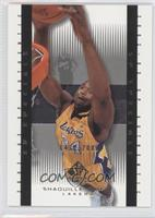 Sp Specials - Shaquille O'Neal /2000