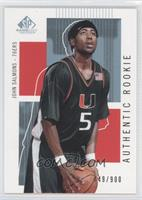 Authentic Rookies - John Salmons /900
