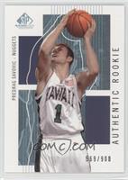 Authentic Rookies - Predrag Savovic /900