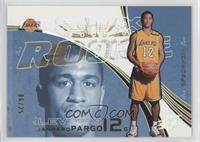 Rookies Level 3 - Jannero Pargo #/25