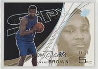 Kwame Brown #/25