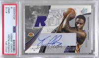 Rookie Autograph Jersey - Kareem Rush [PSA9MINT] #/1,999