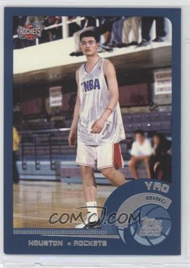 2002-03 Topps - [Base] #185 - Yao Ming