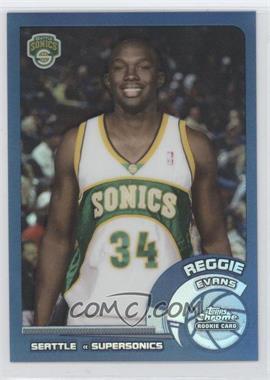 2002-03 Topps Chrome - [Base] - Refractor #28 - Reggie Evans