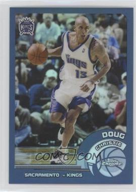 2002-03 Topps Chrome - [Base] - Refractor #68 - Doug Christie