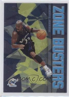 2002-03 Topps Chrome - Zone Busters #ZB13 - Michael Jordan