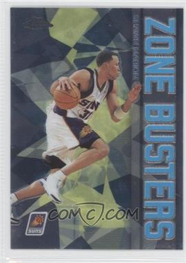 2002-03 Topps Chrome - Zone Busters #ZB7 - Shawn Marion
