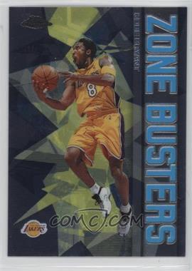 2002-03 Topps Chrome - Zone Busters #ZB8 - Kobe Bryant