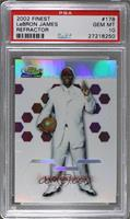 Lebron James /250 [PSA 10 GEM MT]