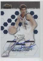 Rookie Autograph - Gordan Giricek #/999