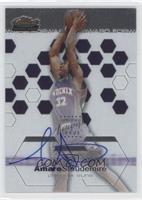 Rookie Autograph - Amar'e Stoudemire #/999