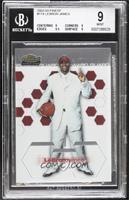 2003-04 Rookie - Lebron James [BGS 9 MINT]