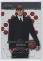 2003-04 Rookie - Chris Kaman