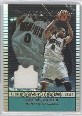 2002-03 Topps Jersey Edition - [Base] - Copper #je DGO - Drew Gooden /299