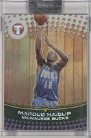 Marcus Haislip /499