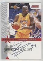 Shaquille O'Neal #/1,000