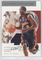 943e7f7d222d Gilbert Arenas Golden State Warriors Basketball Cards
