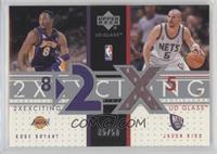 Kobe Bryant, Jason Kidd /50