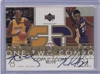 Kareem Rush, Kobe Bryant /25