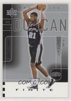 Tim Duncan #/1,999