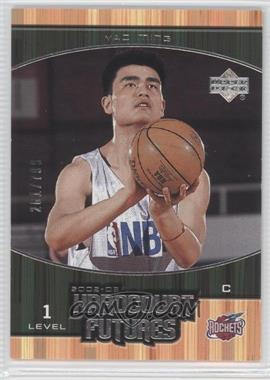 2002-03 Upper Deck Hardcourt - [Base] #134 - Yao Ming /799