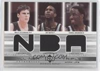 Wally Szczerbiak, Joe Smith, Terrell Brandon