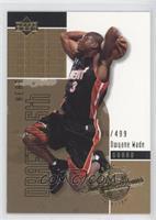 2003 Draft - Dwyane Wade #/499