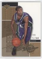 T.J. Ford #/799