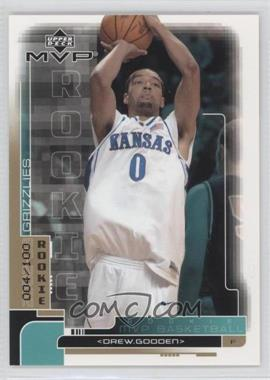2002-03 Upper Deck MVP - [Base] - Gold #194 - Drew Gooden /100