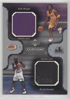Kobe Bryant, Kevin Garnett [EXtoNM]