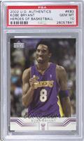 Kobe Bryant /50 [PSA10]