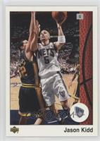 8c1d94a3bf85 Jason Kidd. 2002-03 Upper Deck UD Authentics -  Base   49