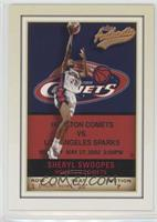 Sheryl Swoopes /100