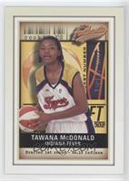 Tawana McDonald /2002