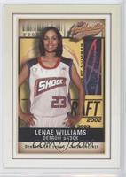 Lenae Williams /2002