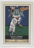 Betty Lennox
