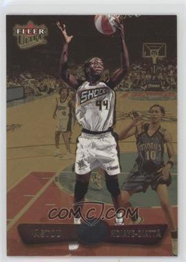 2002 Fleer Ultra WNBA - [Base] - Gold Medallion #28 - Astou Ndiaye-Diatta