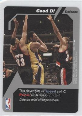 2002 NBA Showdown - Strategy #S38 - Good D! (Kobe Bryant)