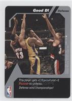 Good D! (Kobe Bryant)