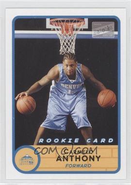 2003-04 Bazooka - [Base] #240 - Carmelo Anthony