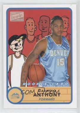 2003-04 Bazooka - [Base] #278 - Carmelo Anthony