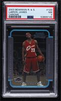 Lebron James [PSA 7 NM]