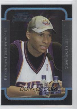 2003-04 Bowman Rookies & Stars - Chrome #135 - Leandro Barbosa