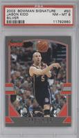Jason Kidd /249 [PSA 8 NM‑MT]